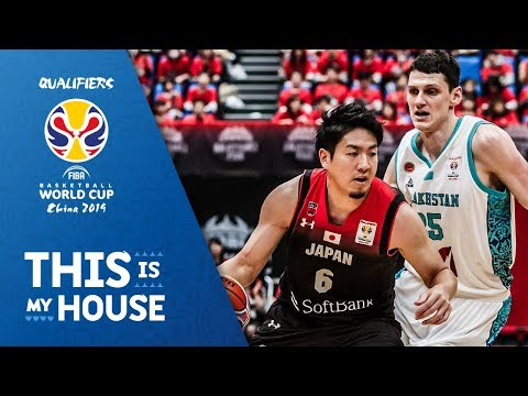 Japan v Kazakhstan - Full Game - FIBA Basketball World Cup 2019 - Asian Qualifiers