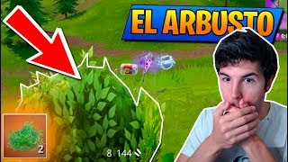 🌳 Disfraz De ARBUSTO! NUEVA Actualización! Fortnite: Battle Royale (PS4)