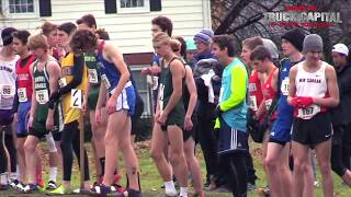 2018 New England Championships Boys Race