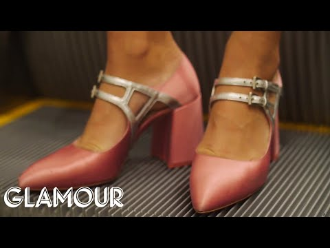 The Best Fall 2015 Shoes and Boots - Runway Reports | Fashion | Glamour