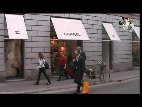 Shopping in Milaan
