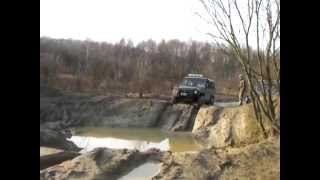 Jazda OFF ROAD 4x4 – Wrocław video