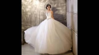 топ красивых свадебных платьев