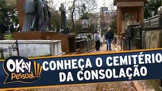 Okay Pessoal!!! - Otávio visita o Cemitério da Consolação