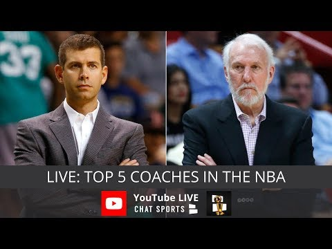 NBA Rumors, Top 5 Coaches In The NBA, Active NBA Hall Of Famers