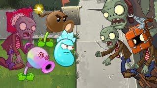 Plants vs. zombies 2 ANIMATION New plants (PVZ 2 Cartoon)