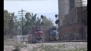 Fxe 4661 Intermodal en Zacoalco y las Juntas!