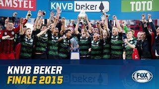 KNVB BEKERFINALE | 2015: PEC Zwolle - FC Groningen