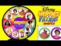 DISNEY Heroes VS Villains FAN REQUESTED REMATCH Spinning Wheel Game Toy Surprises