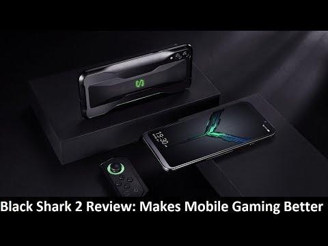 Black Shark 2 Review: Makes Mobile Gaming Better