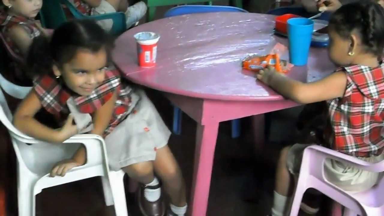 COMPORTAMIENTOS DE LOS NIÑOS EN JARDIN INFANTIL.avi - YouTube
