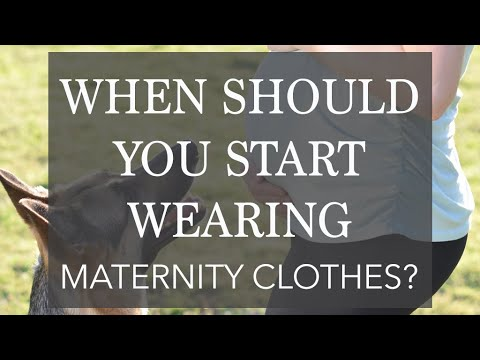 All you need to Learn About Maternity Clothes