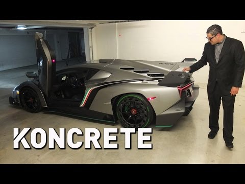 Buying a $4 Million Lamborghini Veneno