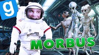STATEK KOSMICZNY PEŁNY GROŹNYCH OBCYCH! | Garry's mod [#791] - MORBUS [#4] (With: EKIPA) #Bladii