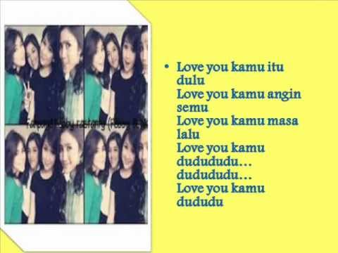 BLINK - Love You Kamu | Lyrics Audio