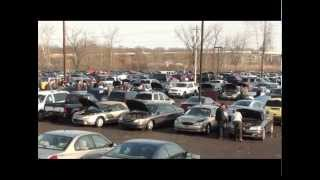 Midwest Auto Auction located in Cincinnati, OH