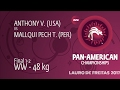 GOLD WW 48 Kg V ANTHONY USA Df T MALLQUI PECH PER By TF 10 2 mp3
