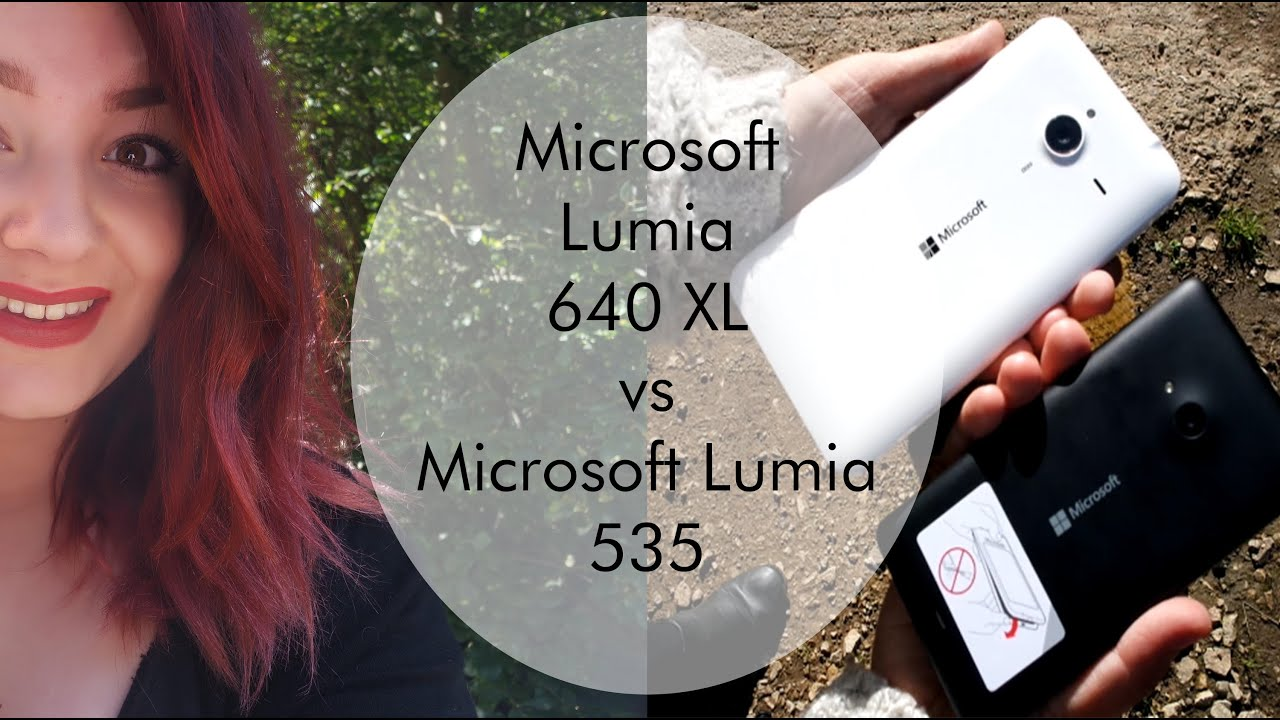 Microsoft Lumia 640 VS 640 XL Comparison- Price, Specs, Features .