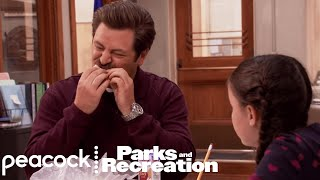 Ron Swanson Talks Taxes - Parks and Recreation