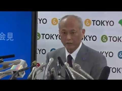 舛添都知事 政治資金めぐる新疑惑で釈明会見 (2016年5月20日 )