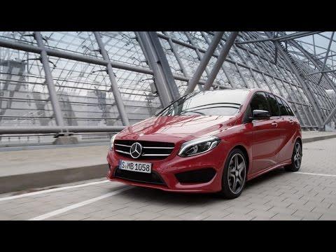 The new B-Class – Trailer - Mercedes-Benz original