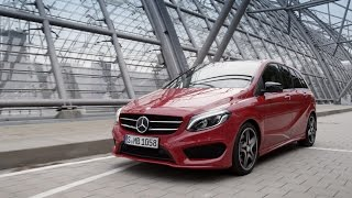 The new B-Class – Trailer - Mercedes-Benz original(After an extensive facelift the new B-Class from Mercedes-Benz appears with a fresh, dynamic design and an exceptional high standard of technical innovations ..., 2014-09-12T14:15:12.000Z)