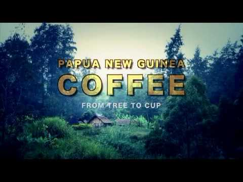 "Enjoy Papua New Guinea Coffee - CIC Strategy ""from Tree to Cup"""