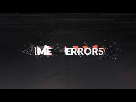 Glitchy Title Effect In Blender