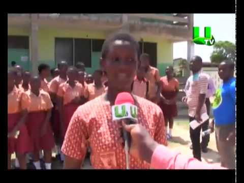 2017 BECE: Candidates Jubilate Over Exam Completion
