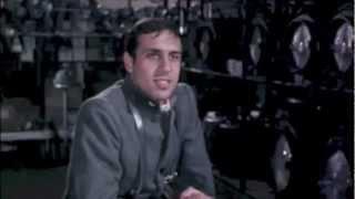 """Adriano Celentano - Provino per """"Italiani brava gente"""" di Giuseppe De Santis"""