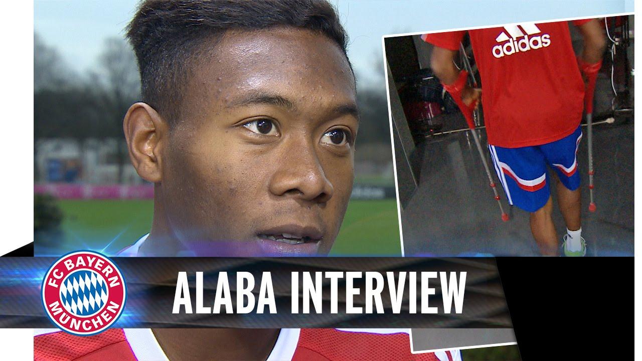 Interview Alaba
