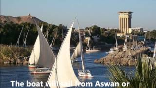 Lake Nasser Cruises - Shaspo Tours