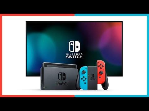 Nintendo Switch Presentation 2017 Biggest Reveals