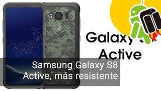Samsung Galaxy S8 Active, características y precio