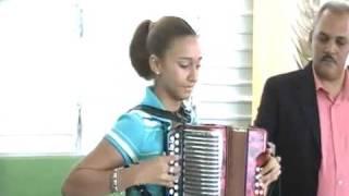 JOHANNA TAVAREZ En Navarrete HAy Talento JAjA
