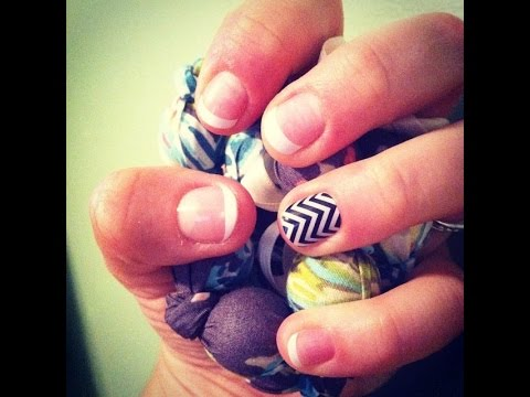 How To Apply Your Jamberry Nail Wraps With Your Blow Dryer Youtube