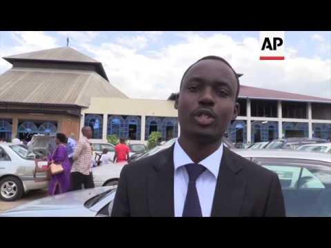Sombre Christmas in Burundi