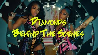 Diamonds- Behind The Scenes