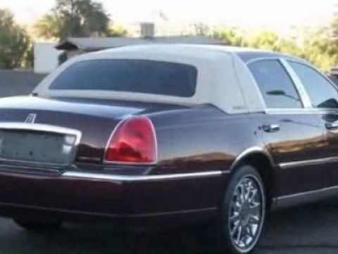 2006 Lincoln Town Car Signature Tiara Collection Sedan Phoenix