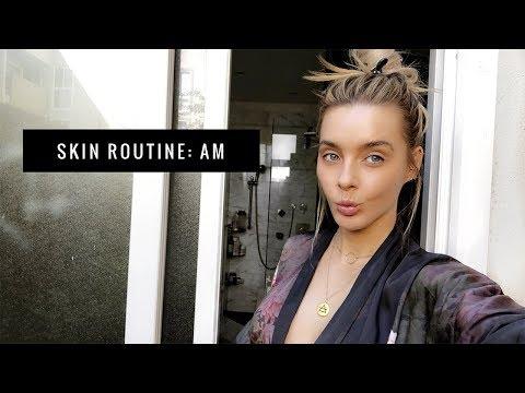 Beauty Skin Routine: AM   Full Rejuvenation Tutorial