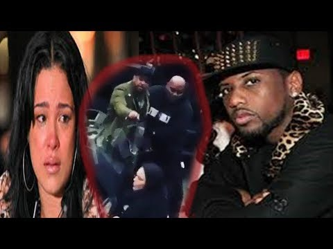 Fabolous Knocks Out Emily two front teeth footage of aftermath surface