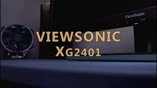 Viewsonic XG2401 Review: 144 Hz Full HD Freesync TN Gaming Monitor