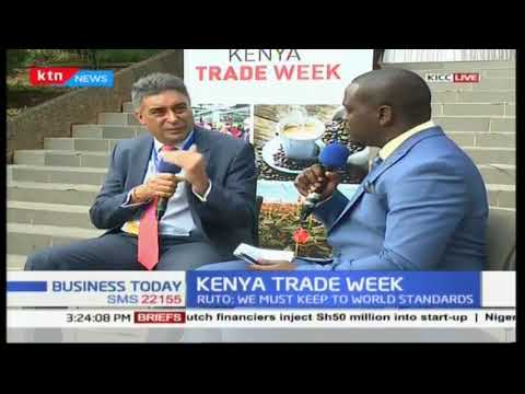 Kenya Trade Week attracts traders from across the world | KTN News Business Today