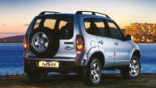 видео Технические характеристики Шевроле Нива - двигатель 1.7, расход топлива, размеры кузова