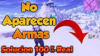 Sulucion to the Inventory Bug in Fortnite 100% Real Fortnite Batlle Royale