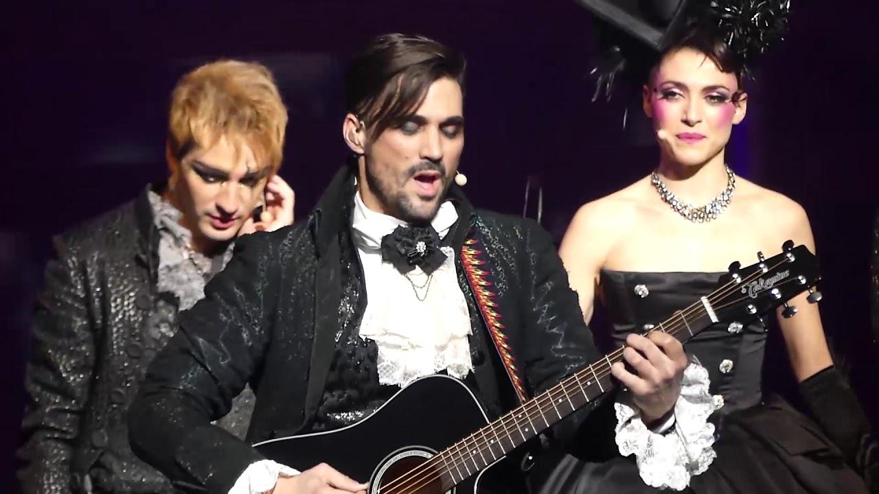 Mozart L'Opéra Rock 2018/01/13 Shanghai – night encore 法語音樂劇 搖滾莫札特 謝幕安可 -  YouTube