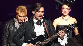 Mozart L'Opéra Rock 2018/01/13 Shanghai – night encore 法語音樂劇 搖滾莫札特 謝幕安可