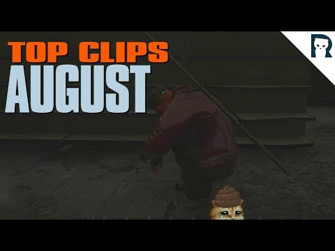 Top Clips of August 2018 - Lirik Stream Highlights #86