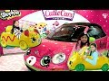 Custom Cutie Car - Shopkins Design you own car! 😱 OMG