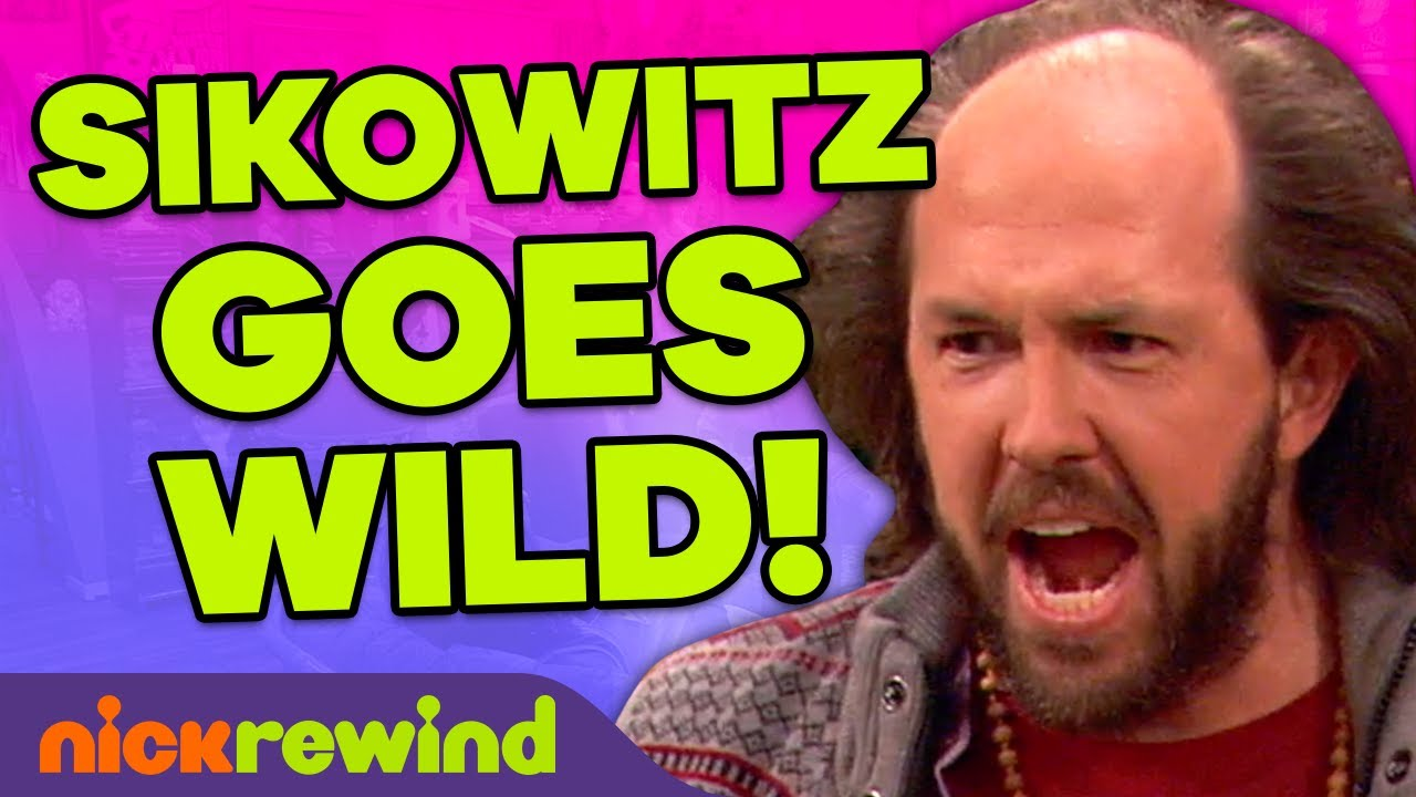 Sikowitz Going Full Sikowitz for 8 Minutes 🤯 Victorious | NickRewind